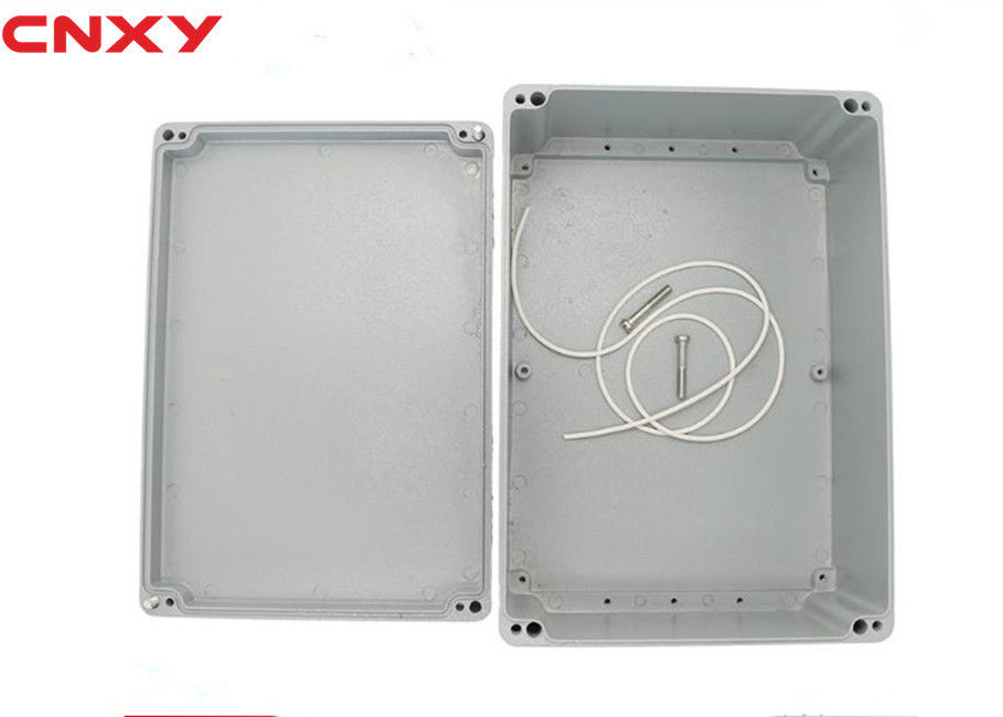 Watertight Aluminum Junction Box Impact Resistance CE RoHS Approved